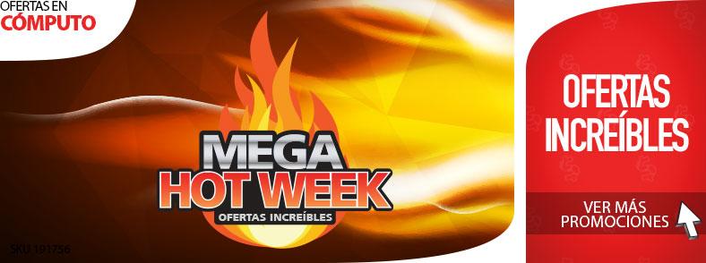 Mega Hot Week en Computo