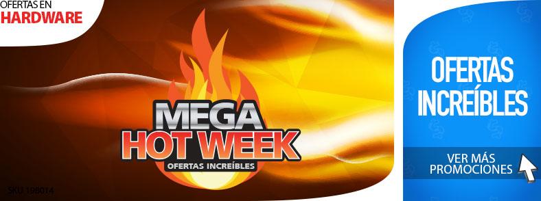Mega Hot Week en Hardware