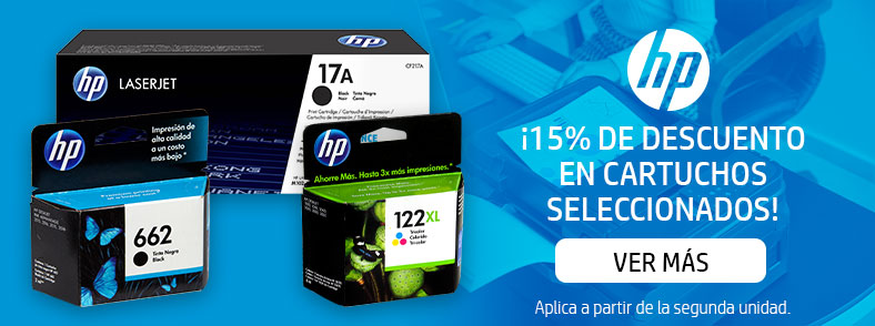Ofertas Especiales HP Consumibles