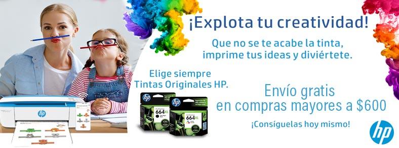 Ofertas Especiales HP Consumibles