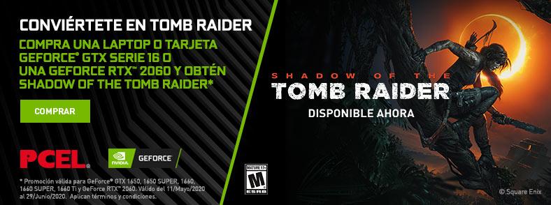 NVIDIA GeForce Shadow Tomb Raider