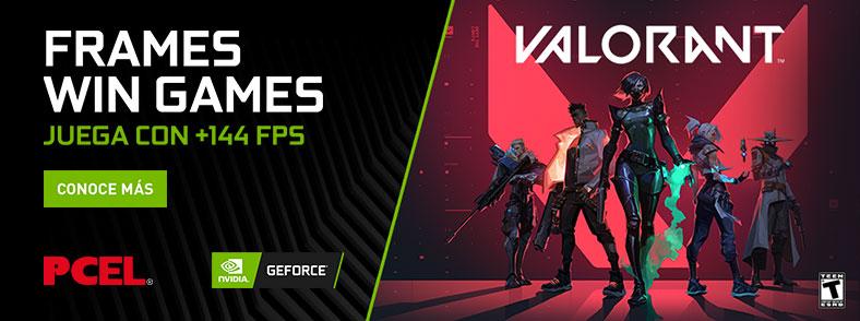 NVIDIA GeForce Frames Win Games