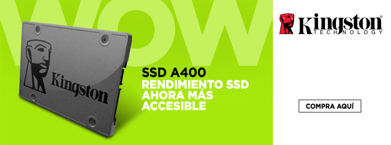 Banner SSD Kingston A400 960GB