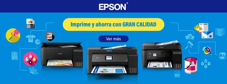 Ofertas Especiales Epson