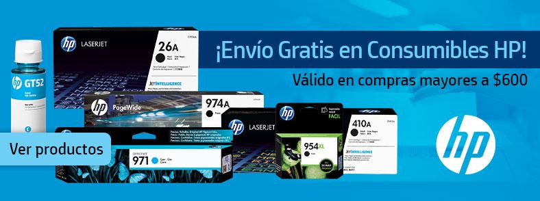Banner HP Consumibles