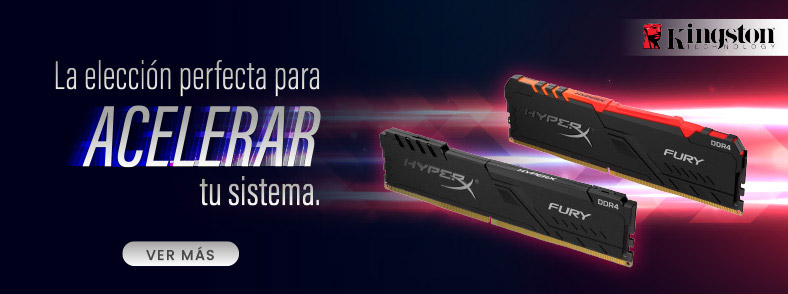 Ofertas Especiales Kingston HyperX