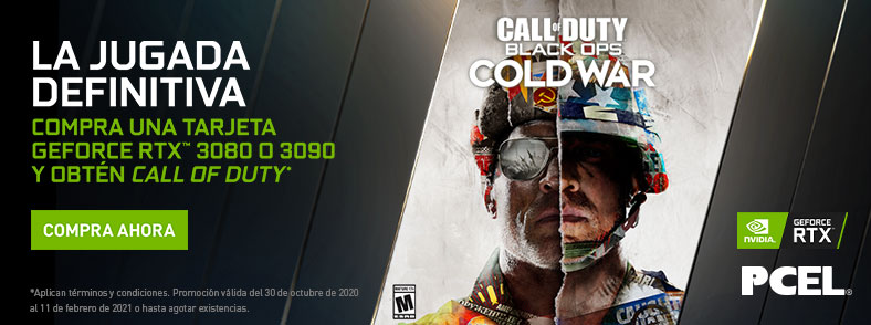 NVIDIA GeForce RTX Call of Duty