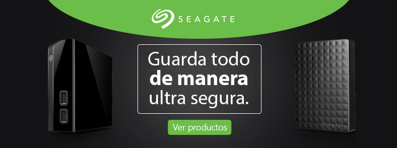 Ofertas Especiales Seagate