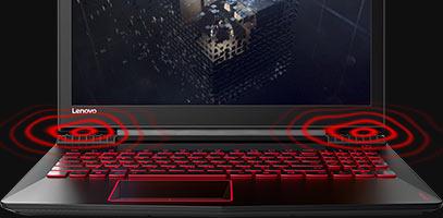 Laptop Lenovo Legion Y520: Procesador Intel Core i5 7300HQ