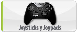 Joysticks y Joypads