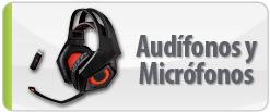 Audífonos y Micrófonos