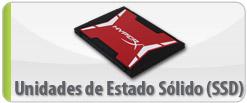 Unidades de Estado Sólido (SSD)