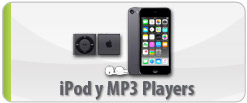 iPod y MP3 Players