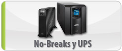 No-Breaks y UPS