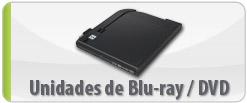 Unidades de Blu-ray / DVD