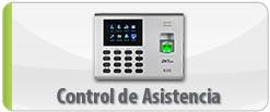 Control de Asistencia