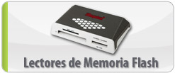 Lectores de Memoria Flash
