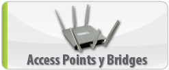 Access Points y Bridges