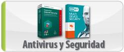 Antivirus y Seguridad