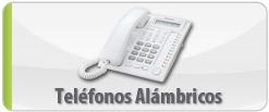 Teléfonos Alámbricos