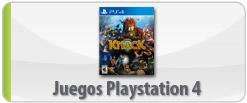 Juegos: PlayStation 4