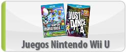 Juegos: Nintendo Wii U