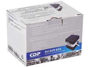 Estabilzador Cdp Ru Avr 604 4 Salidas Y Usb