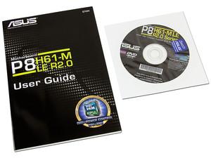 T  Madre ASUS P8H61-M LE CSM R2 0, ChipSet Intel H61 Exp ,Soporta: Core  i7/i5/i3 de Socket 1155,Memoria: DDR3 2200(O C )/1333/1066 MHz, 16 GB