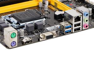 T  Madre Biostar H110MHC: ChipSet Intel H110, Soporta: Intel