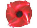 Ventilador Cooler Master MegaFlow, 200 mm con 4 Leds Rojos, 700 RPM, 19dBA