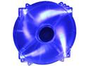 Ventilador Cooler Master MegaFlow, 200 mm con 4 Leds Azules, 700 RPM, 19dBA