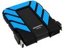 Disco Duro Portátil ADATA DashDrive Durable HD710 de 1 TB a prueba de agua y golpes, USB 3.0.