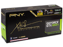 Tarjeta de Video PNY XLR8 NVIDIA GeForce GTX 650 Ti, 1GB DDR5, Mini HDMI, DVI, Puerto PCI Express x16 3.0.