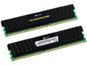 Memoria Corsair Vengeance LP DDR3 PC3-12800 (1600MHz), CL9, 16 GB (2 x 8GB), Kit con dos piezas de 8 GB.