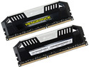 Memoria Corsair Vengeance Pro DDR3 PC3-12800 (1600MHz), CL9, 16 GB (2 x 8GB), Kit con dos piezas de 8 GB.