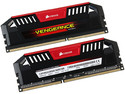 Memoria Corsair Vengeance Pro DDR3 PC3-12800 (1600MHz), CL9, 8 GB (2 x 4 GB), Kit con dos piezas de 4 GB.
