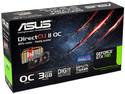 Tarjeta de Video ASUS NVIDIA GeForce GTX 780 DirectCU II OC, 3 GB GDDR5, DisplayPort, HDMI, DVI, PCI Express x16 3.0.