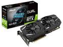 Tarjeta de Video NVIDIA GeForce RTX 2060 ASUS Dual Advanced Edition, 6GB GDDR6, 2xHDMI, 1xDVI, 2xDisplayPort, PCI Express x16 3.0.