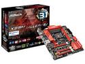 T. Madre Asrock X99M Killer/3.1, ChipSet Intel X99, Soporta: Intel Core i7/Core i5/Core i3/Pentium/Celeron de Socket 2011-v3, Memoria: DDR4 3200, 2933, 2133 MHz, 64GB Max, SATA 3.0, USB 3.0, Integrado: Audio HD, Red Gigabit, Micro-ATX.