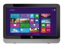 Computadora HP Compaq 18-4205la, Procesador AMD E1-6010 (1.35 GHz), Memoria 4 GB DDR3, D.D. de 500 GB, DVD±R/RW DL, Video AMD Radeon R2, Windows 8.1 (64 Bits), Pantalla LED de 18.5