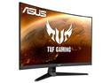 Monitor Curvo ASUS TUF Gaming VG32VQ1B de 31.5