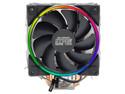 Sistema de Enfriamiento Yeyian Air Cooler System RGB AC1200, para socket Intel LGA115X y AMD AM3/AM4/FM1/FM2.