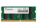 Memoria SODIMM Adata DDR4, PC4-25600 (3200MHz), CL22, 8GB.
