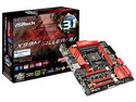 T. Madre Asrock X99M Killer/3.1, ChipSet Intel X99,