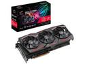 Tarjeta de Video AMD Radeon RX 5600 XT ASUS ROG STRIX O6G, 6GB GDDR6, 1xHDMI, 3xDisplayPort, PCI Express 4.0