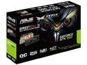 Tarjeta de Video ASUS STRIX NVIDIA Geforce GTX 960 OC Edition, 2 GB GDDR5, DisplayPort, HDMI, DVI. Puerto PCI Express 3.0
