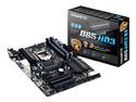 T. Madre Gigabyte B85-HD3 Chipset Intel B85 Exp., Soporta: Core i7/i5/i3 de Socket 1150, Memoria: DDR3 1600/1333 MHz 32 GB Max, Integrado: Audio HD, Red, USB 3.0 y SATA 3.0, ATX, Ptos: 2xPCIEx16, 2xPCIEx1.