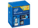 Procesador Intel Celeron G1840 a 2.80 GHz con Intel HD Graphics, Socket 1150, Cache 2 MB, Dual-Core, 22nm.