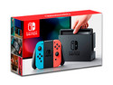 Consola Nintendo Switch con Joy-Con Neon.