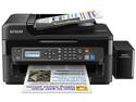 Multifuncional de Inyección Epson EcoTank L565, Impresora, Copiadora, Escáner y Fax, sistema de tanque de tinta, Wi-Fi, USB.